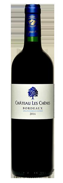 vin-bordeaux-cheminade-les-chenes-rouge